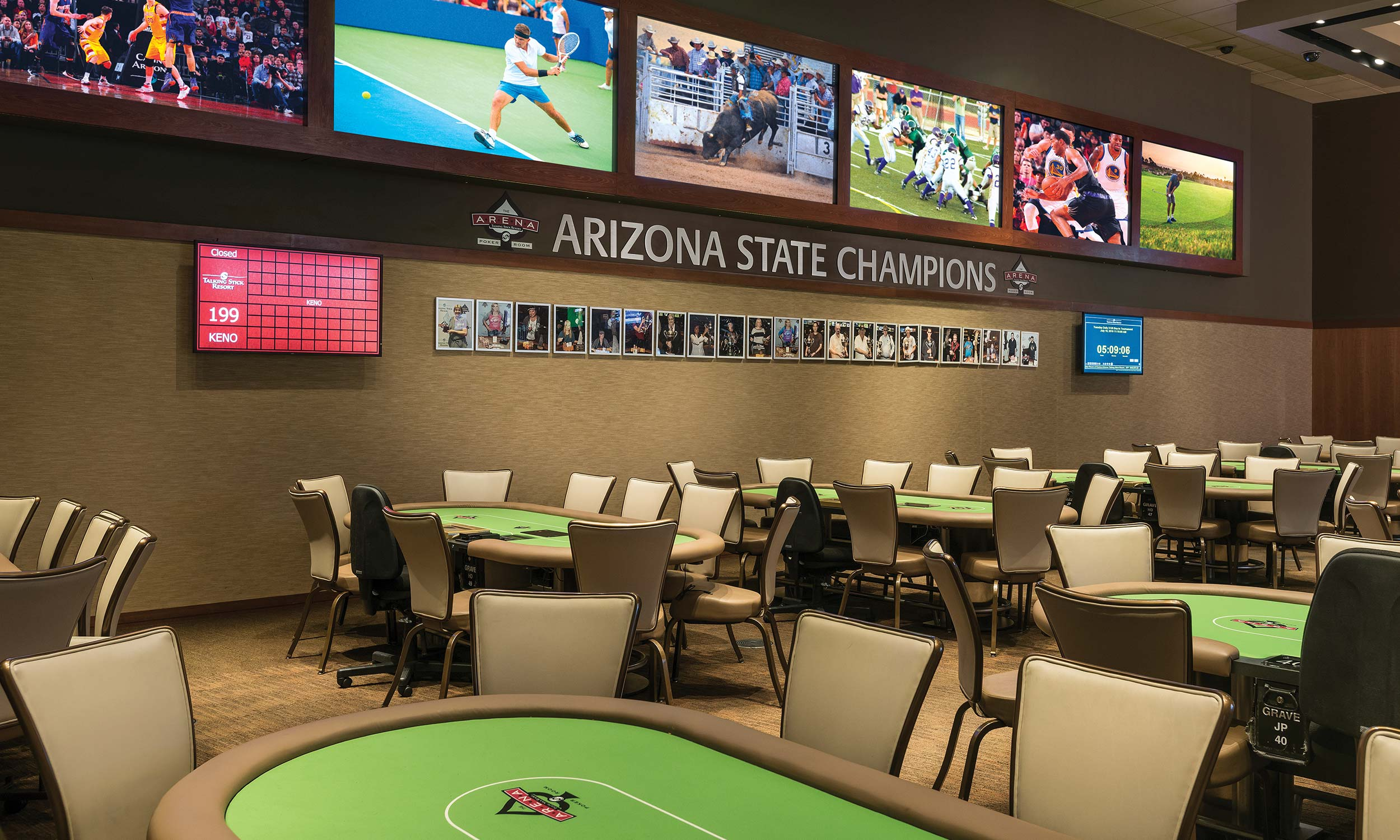 Poker Rooms, Events & Tournaments in Phoenix | Talking Stick